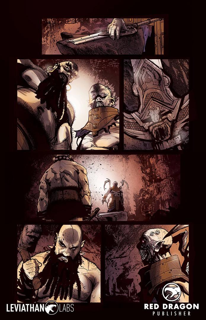 O Rei Bárbaro vol 1