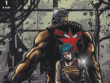 Dark Frontier e Weird Comics a caminho....