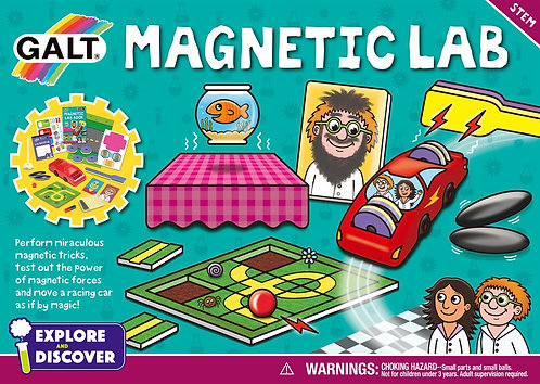 Explore and Discover - Magnetic Lab