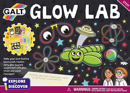 Explore and Discover - Glow Lab