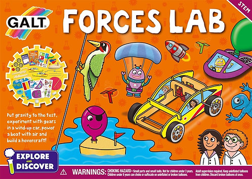 Explore and Discover - Forces Lab