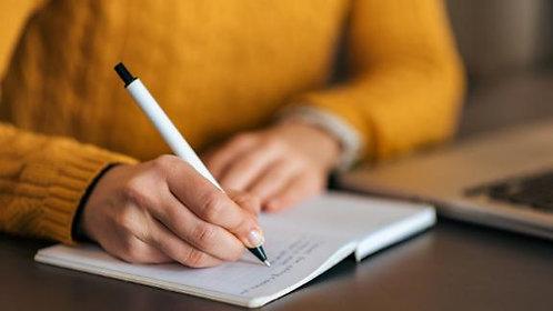 Copywriter - Συγγραφή και επιμέλεια κειμένων για ιστοσελίδες και Social Media