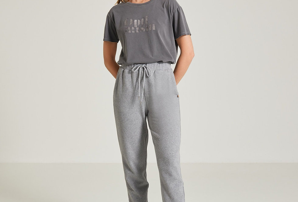 Pantalon Jogging en Coton Recyclé