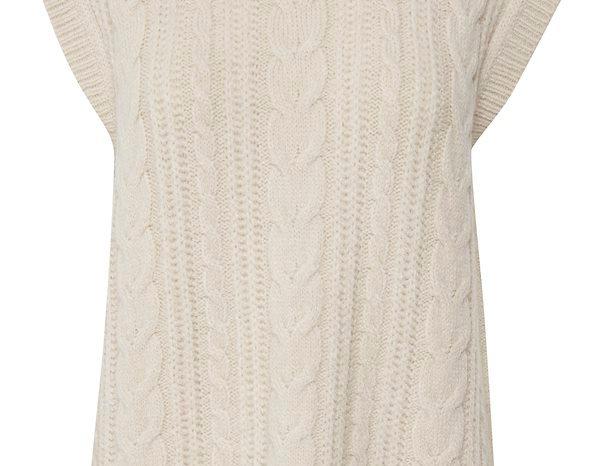 Gilet tricoté BYOJENNA