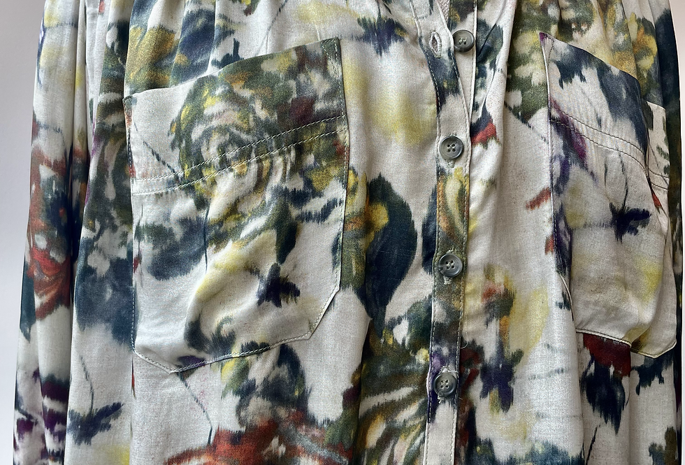 Blouse BUTTERFLY Aquarelle