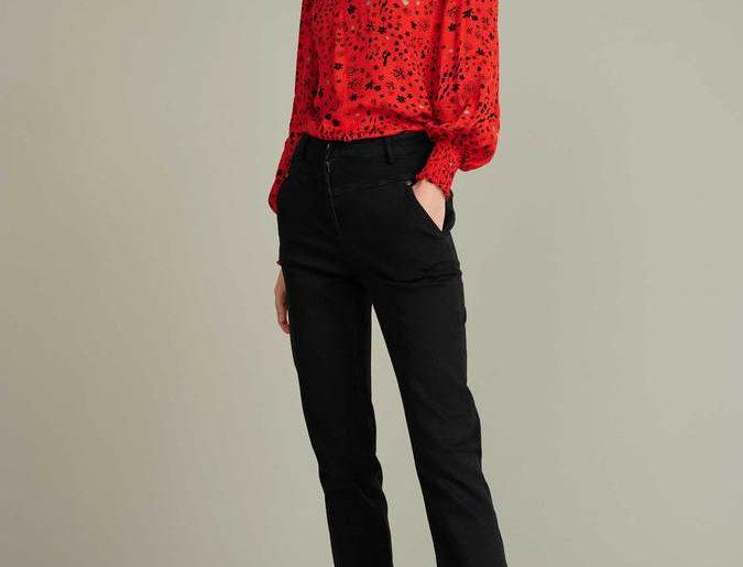 Pantalon ALEXA TRUE BLACK