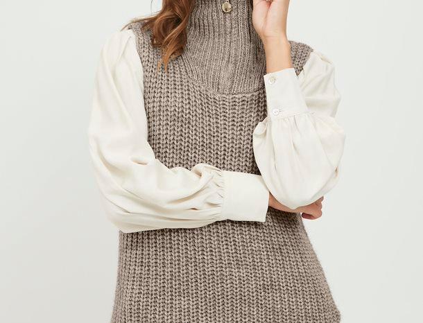 Gilet tricoté BYFVMANDY