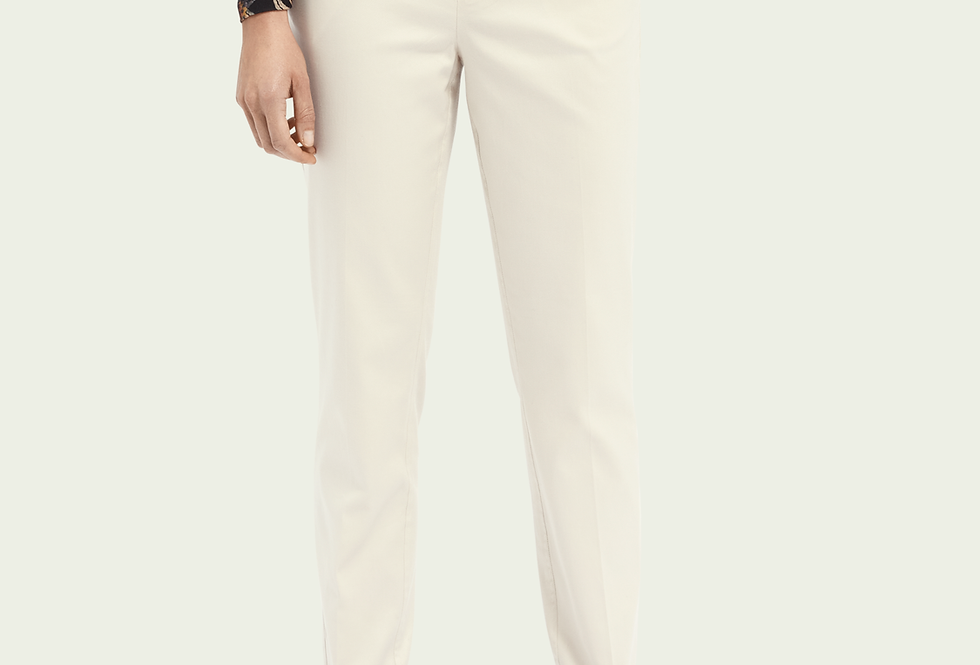 Chino Bell slim fit structuré