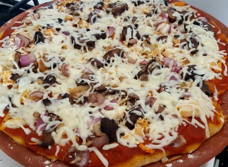 Momma's Pizza Crust