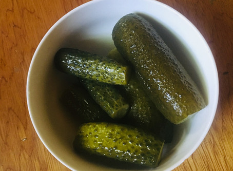 Lacto-Fermented Pickles -RESTART approved