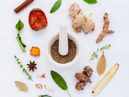 Marrying Nutrition and Herbalism