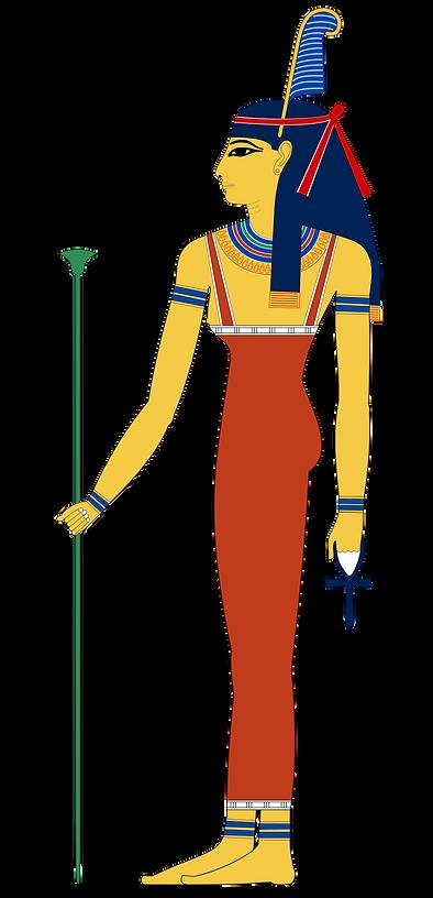 Maat - Deusa Egípcia da verdade
