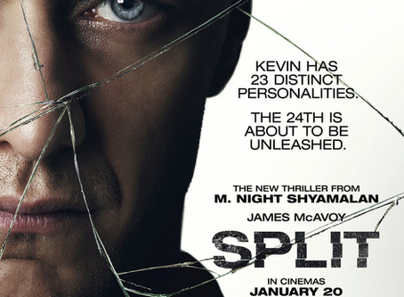 SPLIT - Analysis of the movie - a case of personality dissociation disorder