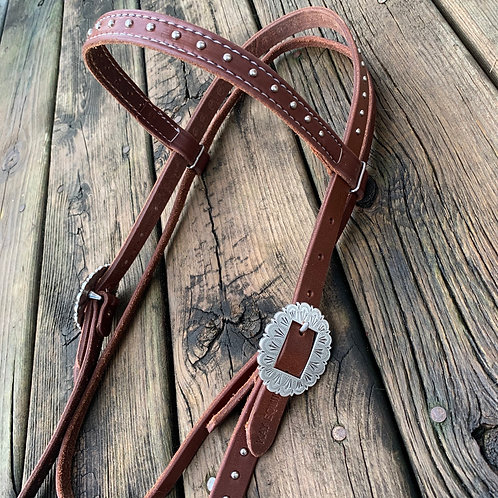 FANCY BROWBAND HEADSTALL