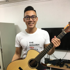 Visiting The Golden Era Guitar in Singapore 2019