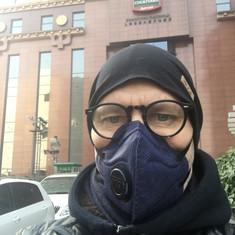 Shanghai, Xujiahui 2018