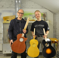 Lottonen Guitars 2014