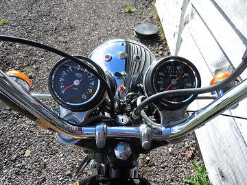 classic motorbikes for sale 1974 Triumph Trident
