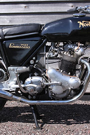 classic motorbikes for sale 1970 Norton Commando
