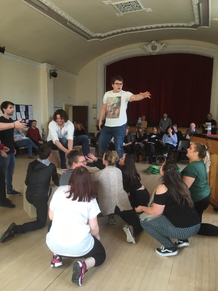 JCS rehearsals