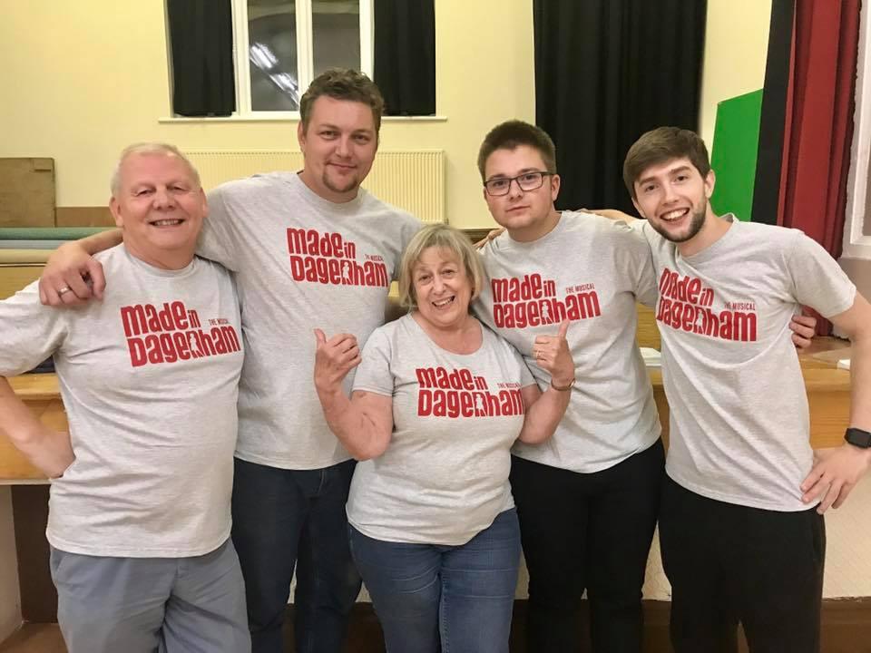 Made In Dagenham T-Shirts