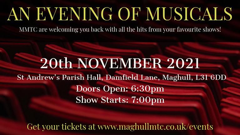 An Evening Of Musicals