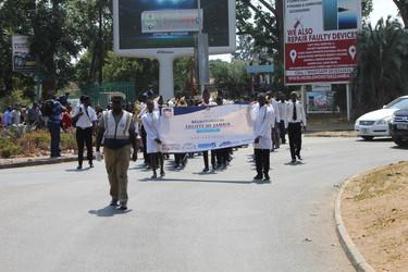 The UTH of Zambia celebrates the WSBHD