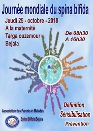 Association des parents et malades Spina Bifida - Bejaia