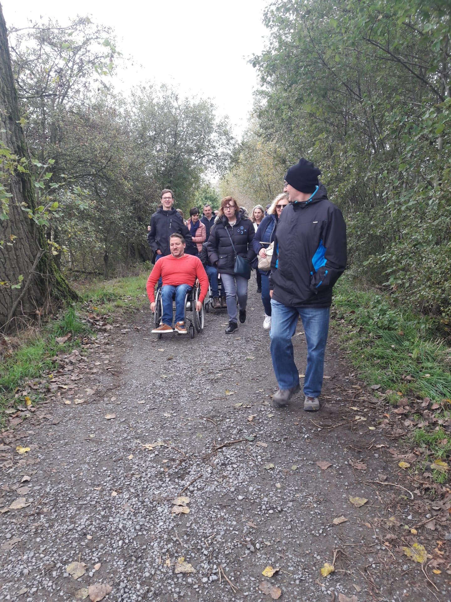 Autumn Walk - WSBHD 2019