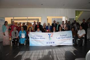 l'Association Spina Bifida et Handicaps Associés au Maroc