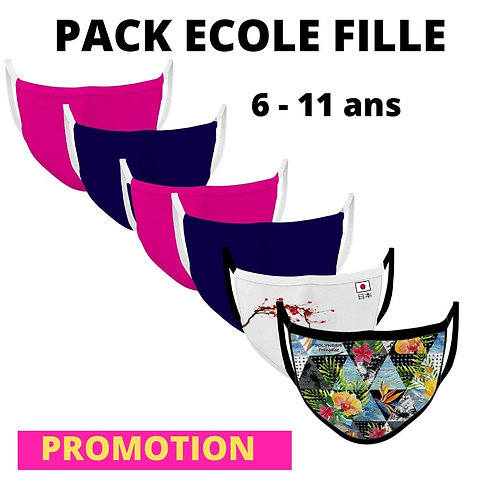 PACK ECOLE FILLE
