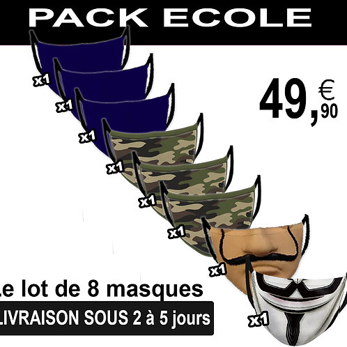 PACK ECOLE PRIMAIRE