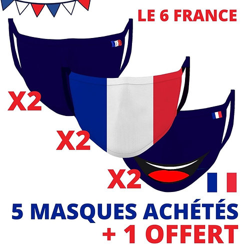 le 6 FRANCE