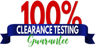 100 clearance test without star backgrou