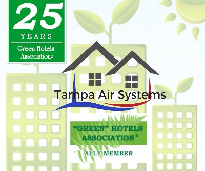 Tampa Air Systems is proud to be an Ally Member of the GREEN Hotels Association