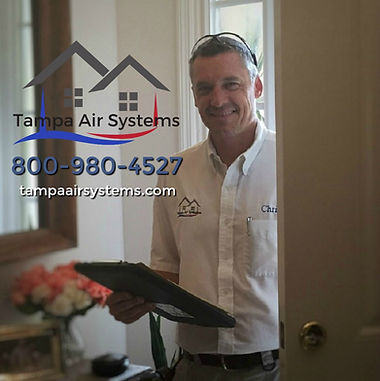 Image of an inspector for Tampa Air Systems