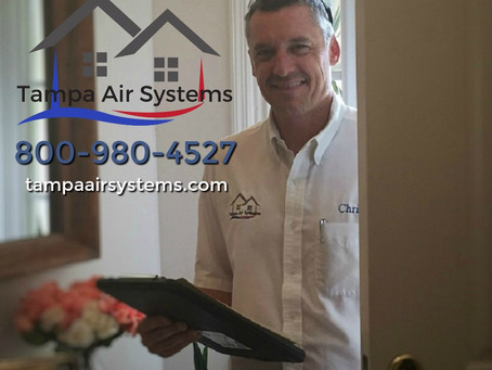 Tampa HVAC System Inspector Achieves Prestigious Certification held by only 200 in the World