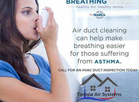 Can Air Duct Cleaning Help Asthma Sufferers?