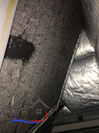 Before image of a dirty airhandler