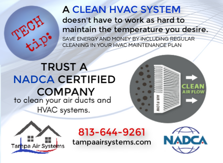 Tampa Air Systems Tech Tip