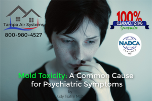 Mold Toxicity: Could your depression, anxiety, brain fog and insomnia be due to mold toxicity?