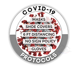 COVID-19 PROTOCOLS KEEPING YOU SAFE