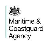 Maritime and Coastguard agency text and logo
