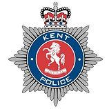 Kent Police badge image