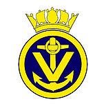 Martime volunteer service badge