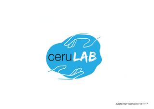 Logo for an art collective