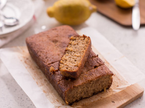 How to make our gluten free lemon loaf cake