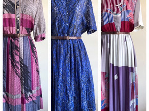 Where To Shop For Preloved or Vintage Clothing
