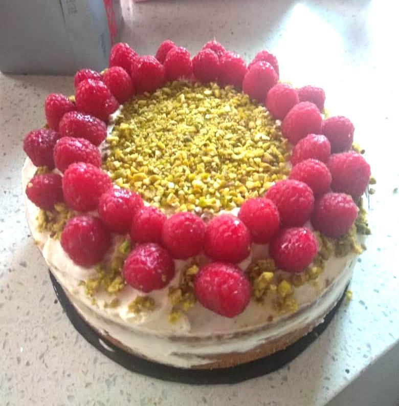 Excellent A Diabetic Friendly Birthday Cake Funny Birthday Cards Online Elaedamsfinfo