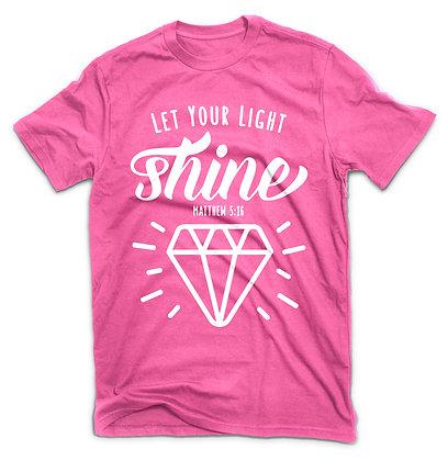 Shine Neon Pink
